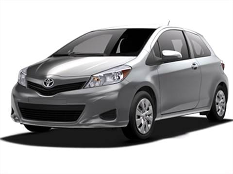 2013 toyota yaris pricing ratings reviews kelley blue book. Black Bedroom Furniture Sets. Home Design Ideas