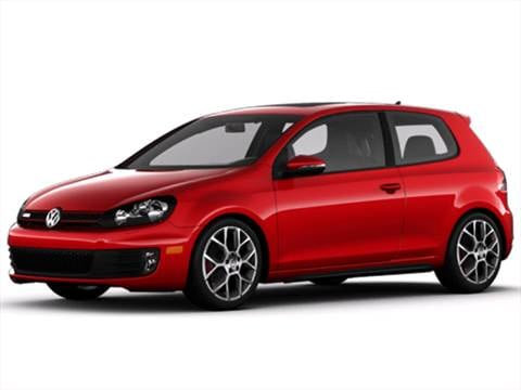 2013 Volkswagen GTI Hatchback Coupe 2D  photo