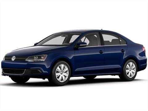 2013 Volkswagen Jetta 2.0L Sedan 4D  photo