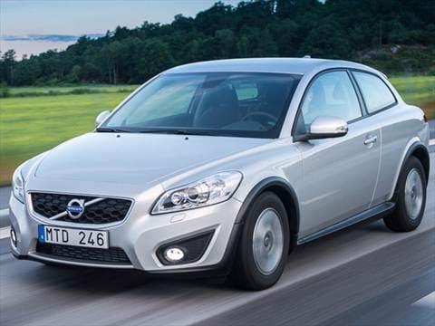 Volvo C30 Pricing Ratings Reviews Kelley Blue Book