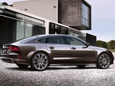 2014 Audi A7 Pricing Ratings Amp Reviews Kelley Blue Book