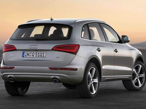 2014 Audi Q5 Pricing Ratings Amp Reviews Kelley Blue Book