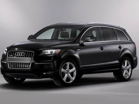 Audi Q Pricing Ratings Reviews Kelley Blue Book - Audi q7 used