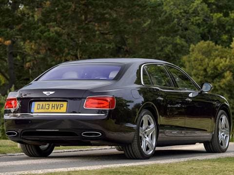 2014 bentley flying spur Exterior
