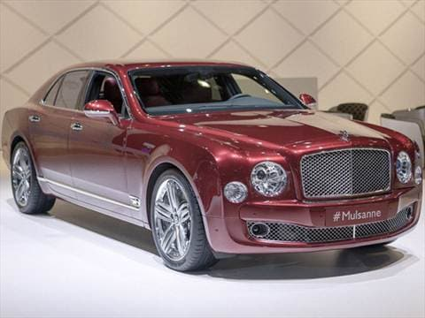 2014 bentley mulsanne Exterior