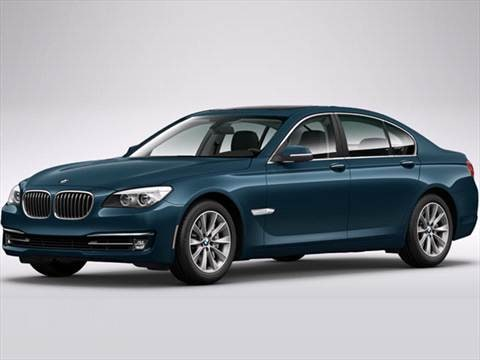 BMW Series Pricing Ratings Reviews Kelley Blue Book - Bmw 745i alpina