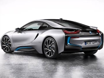 2014 Bmw I8 Pricing Ratings Reviews Kelley Blue Book