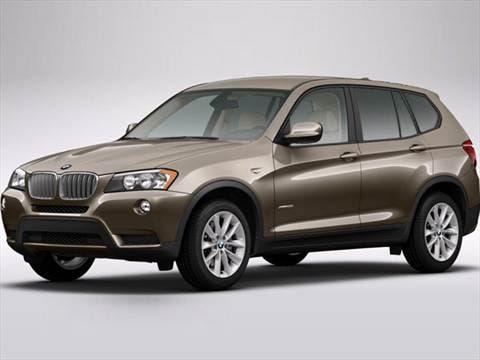 2014 bmw x3 pricing ratings reviews kelley blue book. Black Bedroom Furniture Sets. Home Design Ideas