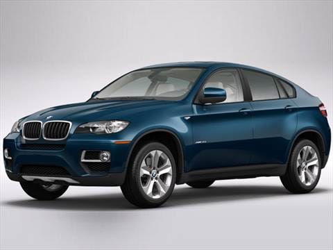 2014 Bmw X6 Pricing Ratings Reviews Kelley Blue Book