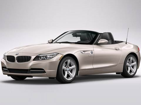 2014 bmw z4 pricing ratings reviews kelley blue book. Black Bedroom Furniture Sets. Home Design Ideas