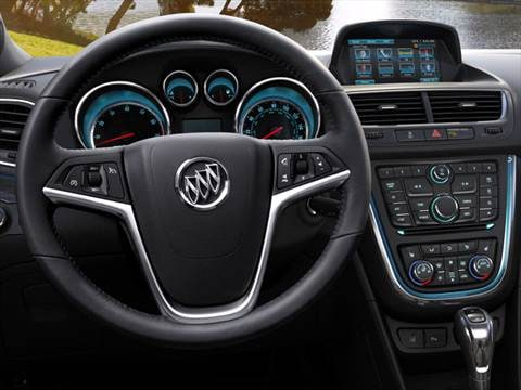 ... 2014 Buick Encore Interior