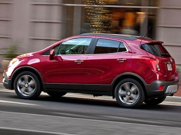 2014 buick encore pricing ratings reviews kelley. Black Bedroom Furniture Sets. Home Design Ideas