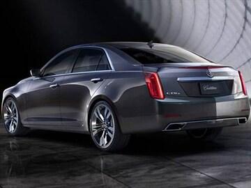 2014 Cadillac Cts Pricing Ratings Reviews Kelley Blue Book