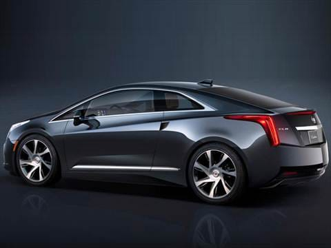 2014 cadillac elr coupe 2d pictures and videos kelley blue book. Black Bedroom Furniture Sets. Home Design Ideas