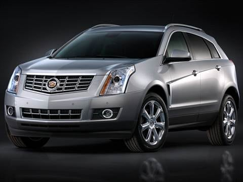 2014 Cadillac Srx Pricing Ratings Reviews Kelley Blue Book