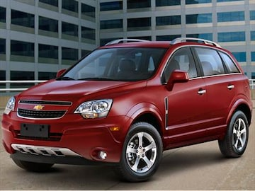 2014 Chevrolet Captiva Sport Pricing Ratings Amp Reviews