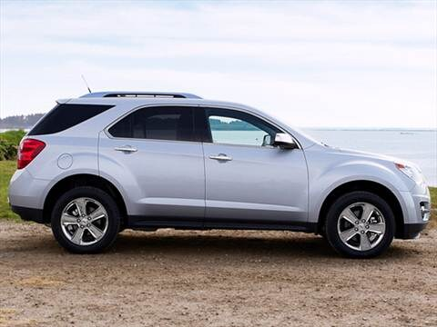 Ok Google Kelley Blue Book >> 2014 Chevrolet Equinox LT Sport Utility 4D Pictures and ...