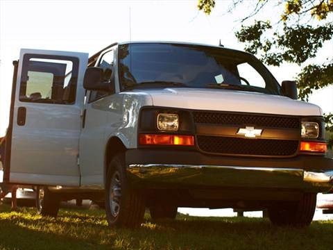 Chevrolet Express 1500 Passenger | Pricing, Ratings