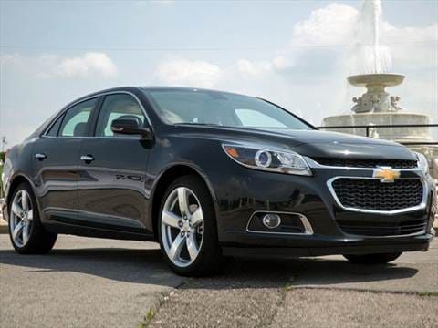 2014 Chevrolet Malibu Pricing Ratings Amp Reviews