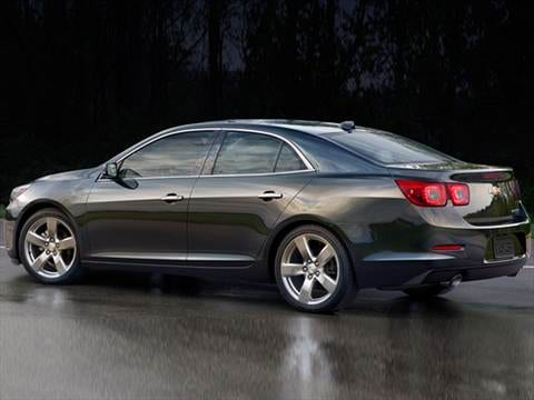 2014 Chevy Malibu For Sale >> 2014 Chevrolet Malibu Pricing Ratings Reviews Kelley Blue Book