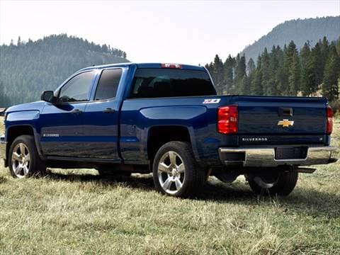 2014 chevrolet silverado 1500 crew cab work truck pickup 4d 6 1 2 ft pictures and videos. Black Bedroom Furniture Sets. Home Design Ideas