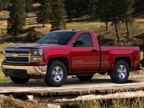 2016 Gmc Sierra 1500 Regular Cab >> 2014 Chevrolet Silverado 1500 Regular Cab Z71 LT Pickup 2D 8 ft Pictures and Videos - Kelley ...