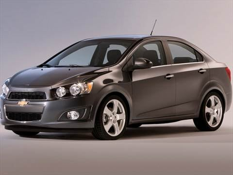 2014 Chevrolet Sonic Pricing Ratings Reviews Kelley Blue Book