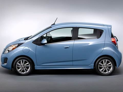 2014 chevrolet spark ev 1lt hatchback 4d pictures and videos kelley blue book. Black Bedroom Furniture Sets. Home Design Ideas