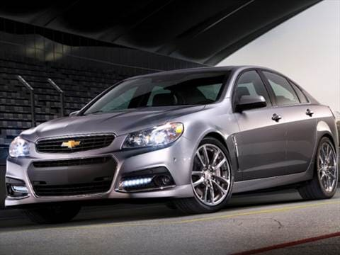 Superb 2014 Chevrolet Ss