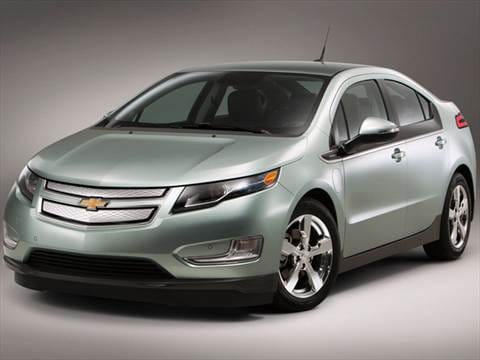 2017 Chevrolet Volt 37 Mpg Combined