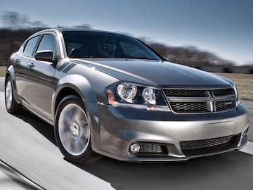 2014 dodge avenger pricing ratings reviews kelley. Black Bedroom Furniture Sets. Home Design Ideas
