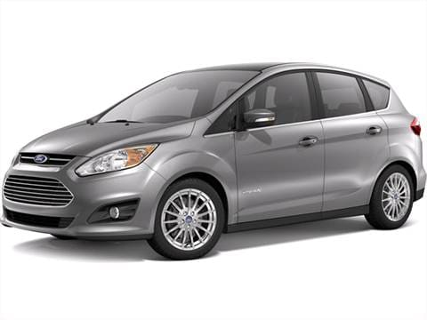 2014 ford c max hybrid Exterior
