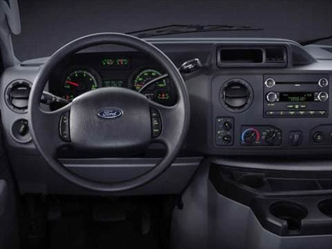 2014 ford e150 passenger Interior