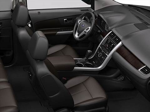 2014 ford edge Interior