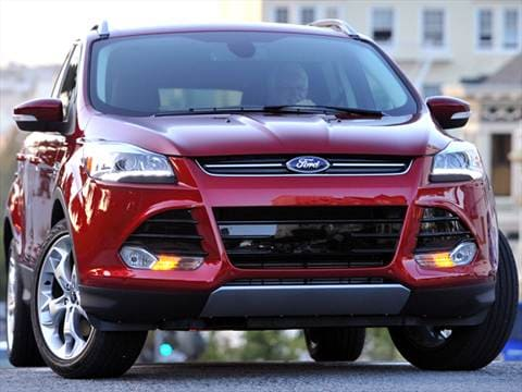 2014 ford escape Exterior
