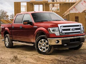 2014 ford f150 supercrew cab pricing ratings reviews kelley blue book. Black Bedroom Furniture Sets. Home Design Ideas