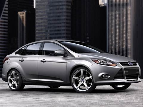 2014 ford focus pricing ratings reviews kelley blue book. Black Bedroom Furniture Sets. Home Design Ideas