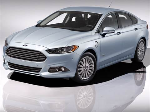 2014 Ford Fusion Energi Pricing Ratings Reviews Kelley Blue Book