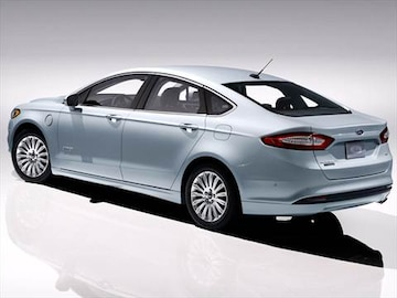 2014 ford fusion energi pricing ratings reviews kelley blue book for 2014 ford fusion exterior dimensions