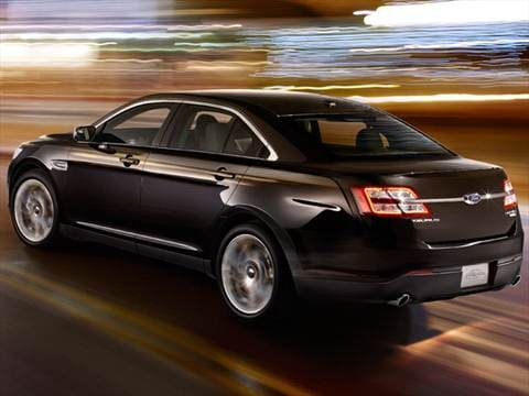 Ford Taurus Price >> 2014 Ford Taurus Pricing Ratings Reviews Kelley Blue Book