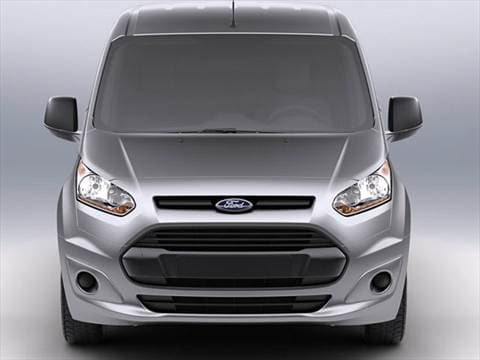 2014 ford transit connect cargo Exterior