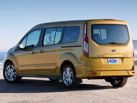 2014 ford transit connect passenger Exterior
