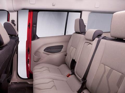 2014 ford transit connect passenger Interior