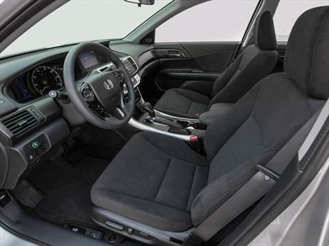 2014 Honda Accord Hybrid Interior ...