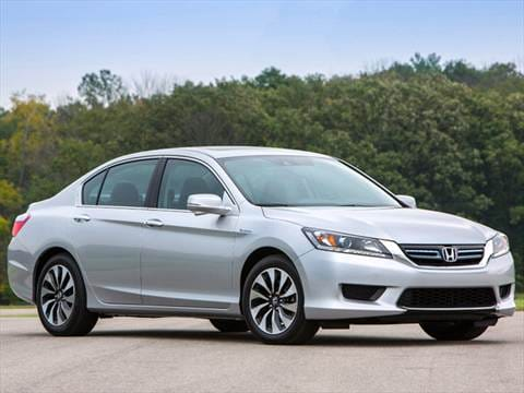 2014 Honda Accord Hybrid Pricing Ratings Reviews Kelley Blue Book