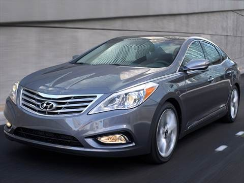2014 hyundai azera pricing ratings reviews kelley blue book. Black Bedroom Furniture Sets. Home Design Ideas