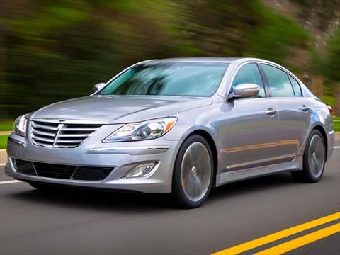2014 Hyundai Genesis Pricing Ratings Amp Reviews Kelley Blue Book