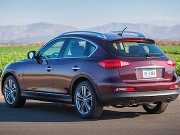 2014 infiniti qx50 pricing ratings reviews kelley blue book. Black Bedroom Furniture Sets. Home Design Ideas