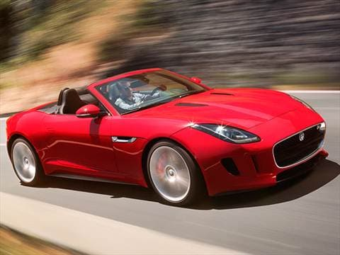 Captivating 2014 Jaguar F Type