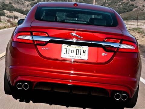 ... 2014 Jaguar Xf Exterior